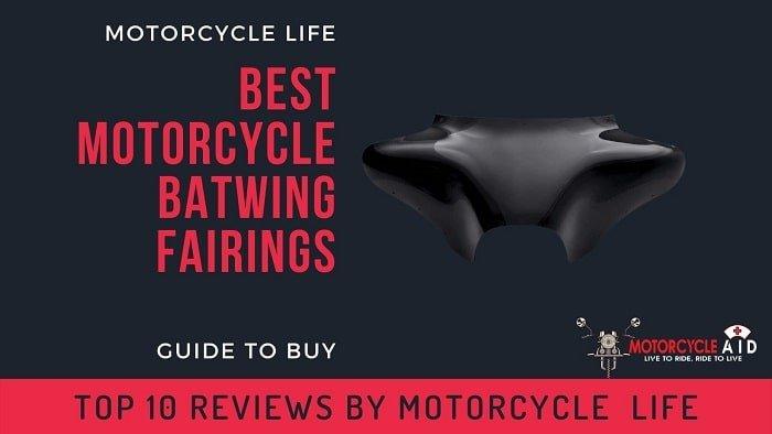 Best Motorcycle Batwing Fairings