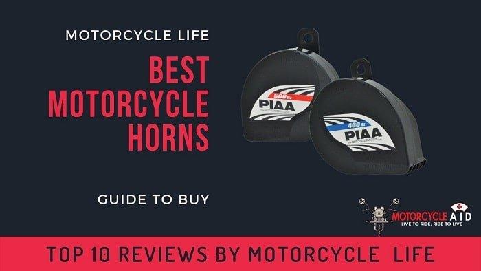 Best Motorcycle Horns