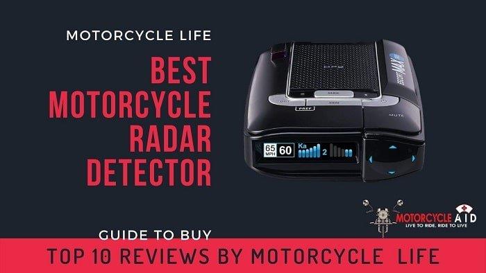 Best Motorcycle Radar Detector