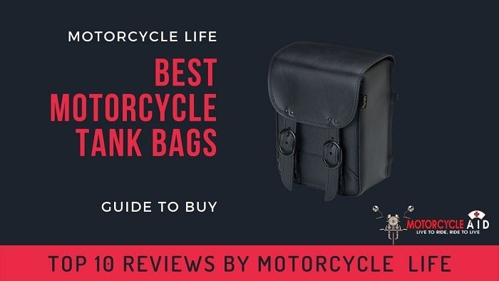 Best Motorcycle Tank Bags