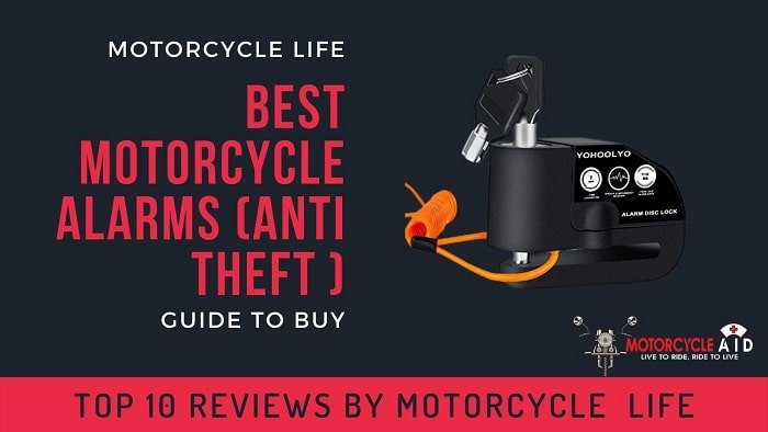 Best Motorcycle Alarms