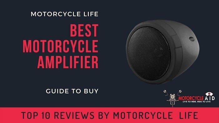 Best Motorcycle Amplifier
