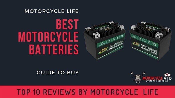 Best Motorcycle Batteries