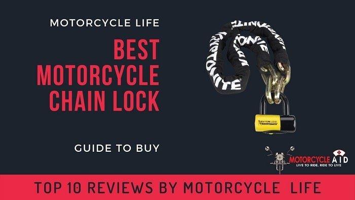 Best Motorcycle Chain Lock