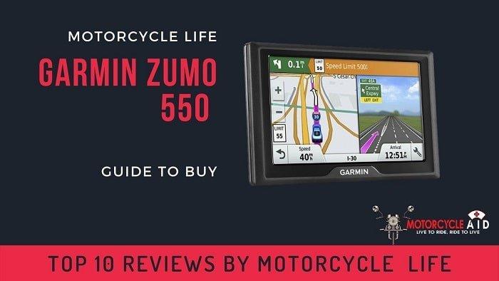 Garmin Zumo 550